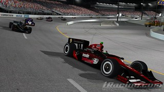 Richmond under the lights | by IndyCar Series
