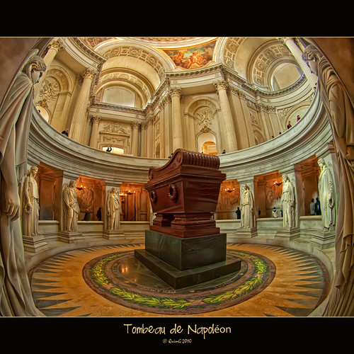 0615 Tombeau de Napoléon (Fisheye world) | by QuimG