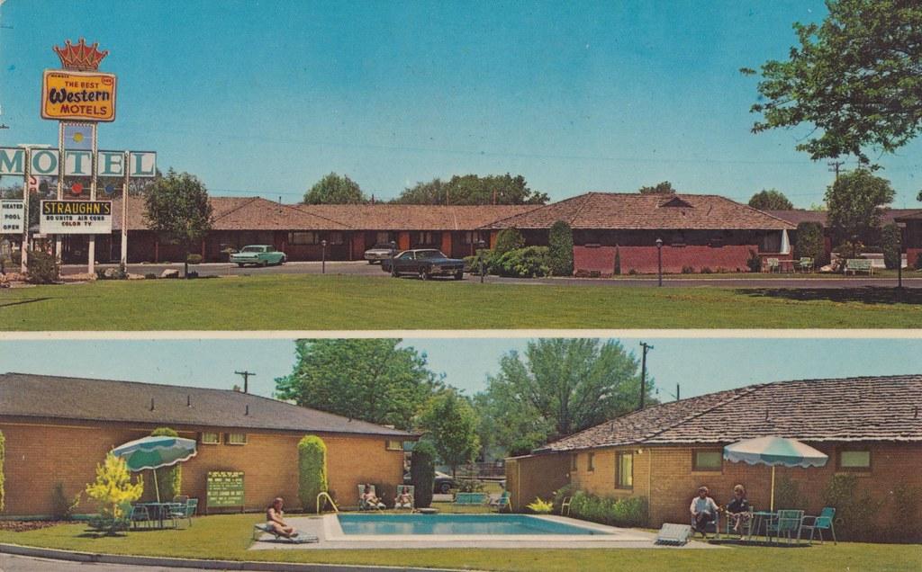 Straughn's Best Western Motel - Twin Falls, Idaho
