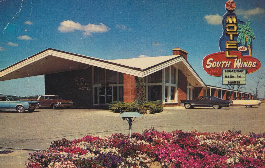 South Winds Motel - London, Ontario