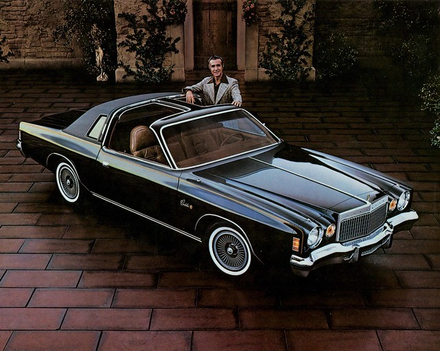 1977 Chrysler Cordoba With T Bar Roof Flickr Photo