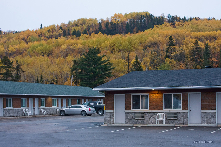 Motel Des 9 La Tuque