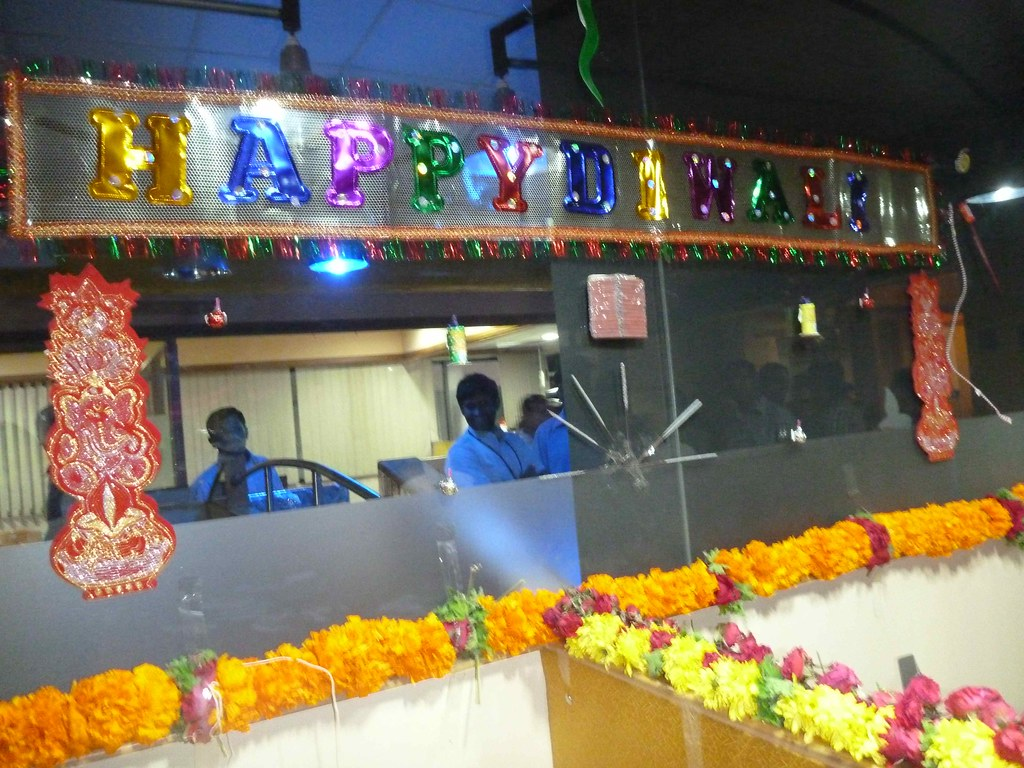 Diwali Office Decorating Contest Woneilinindia Flickr