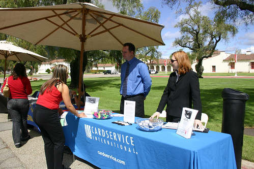 2005 Career Fair (Cardservice International) | by California State University Channel Islands