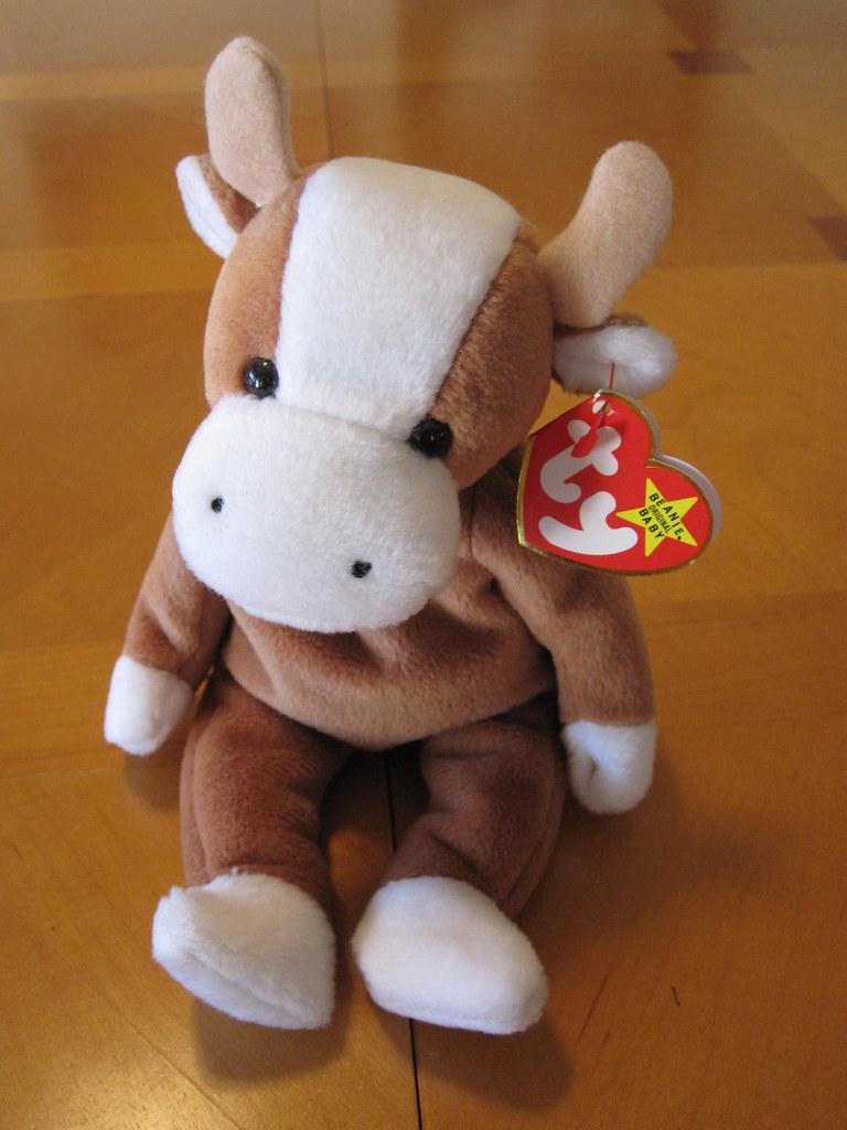 ... jessicagreen0202 Ty Bessie Beanie Baby  83612693213