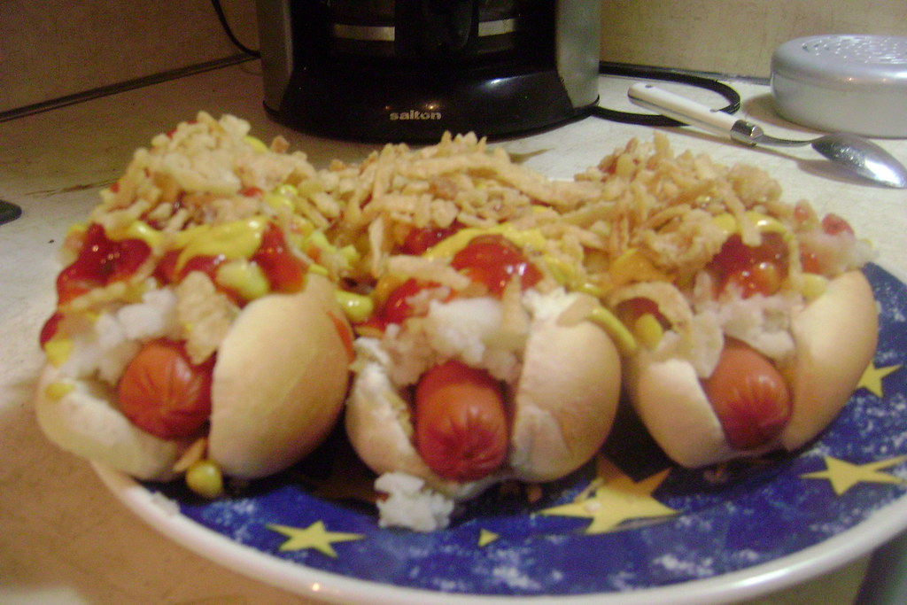 Hot Dogs Mashed Potatoe Cups Cape May Nj