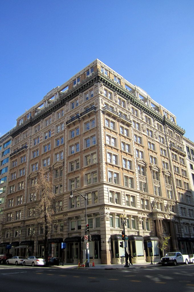 Washington Dc Colorado Building The Colorado Building