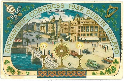 Eucharistic Congress Logo Eucharistic Congress 1932 | by