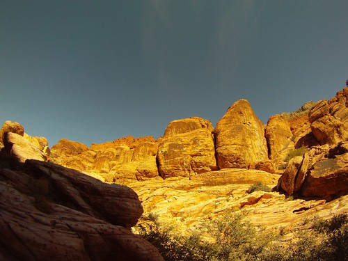 Red Rocks Canyon | by PointOfViewCameras.com
