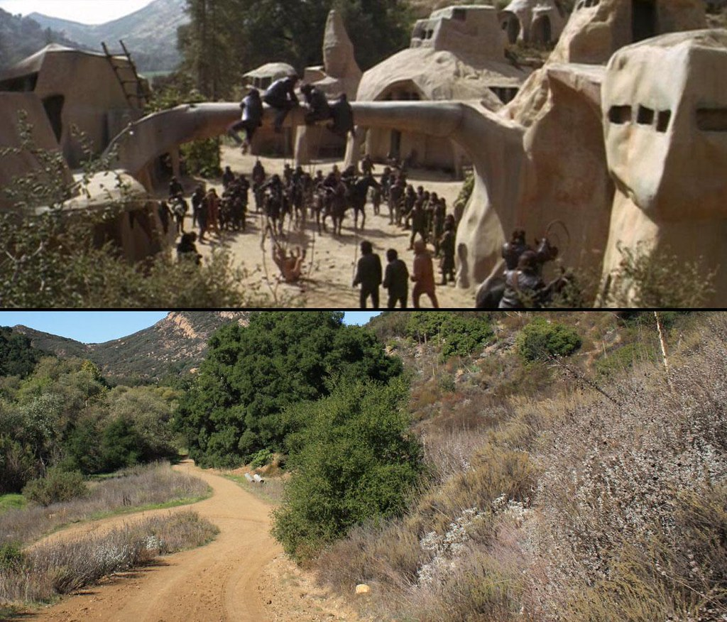 """Planet of the Apes 