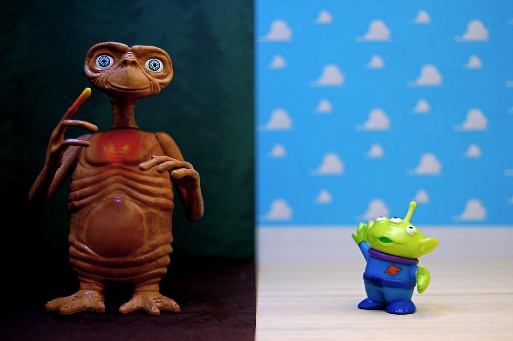 3d animation alien - 2 part 1