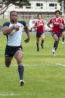 From NFL Gridiron to U.S.A. Rugby Sevens - Miles Craigwell | by US Embassy New Zealand
