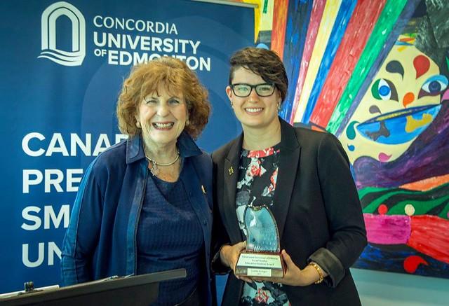 LG's Social Studies Student Award - Concordia