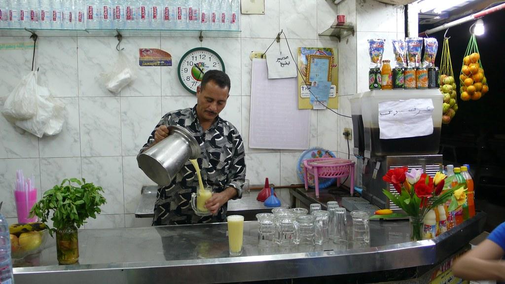 甘蔗汁老闆, on Flickr