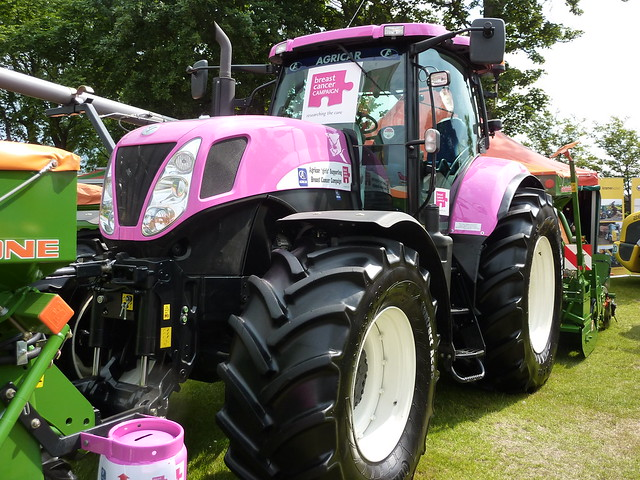 A Pink Tractor Flickr Photo Sharing
