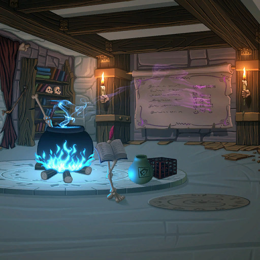 science wizards lab by - photo #16