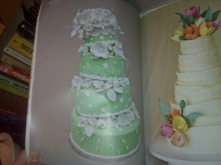 My Cake In The June Issue Of Cake Central Magazine Flickr
