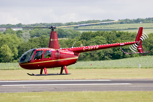Robinson R-44 G-SPTR | by Jim Bavin (Thanks for 3.5MILLION Views)
