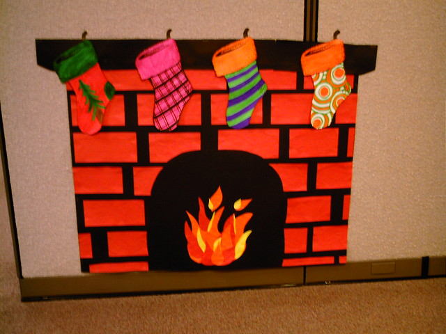 Paper Fireplace Flickr Photo Sharing