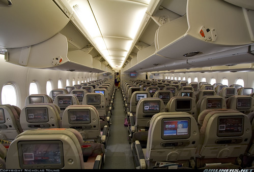 Emirates a380 economy class - Emirates camera ...