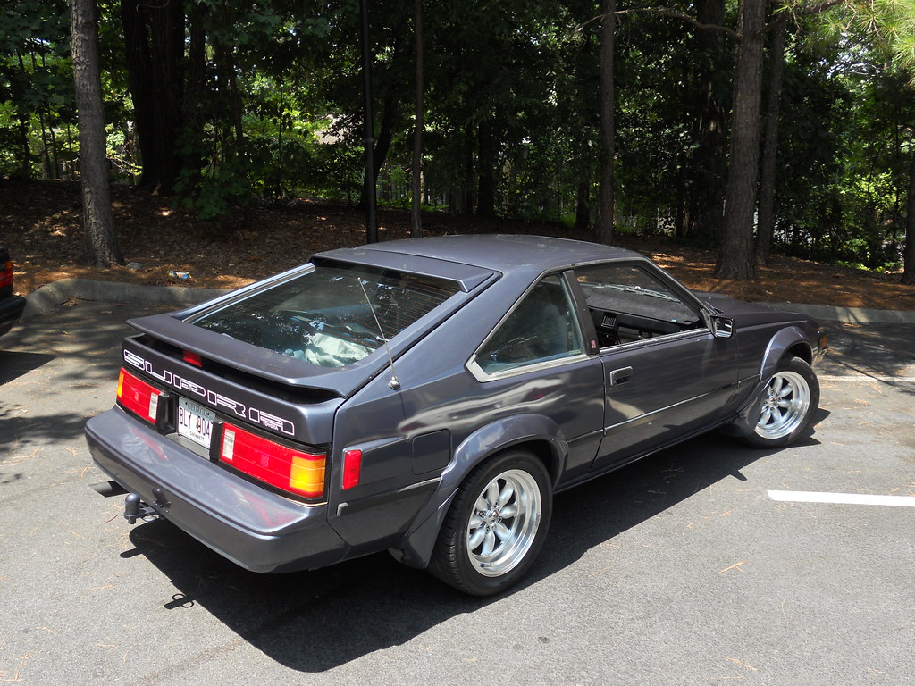 1986 Toyota Supra P-Type | Murigu | Flickr