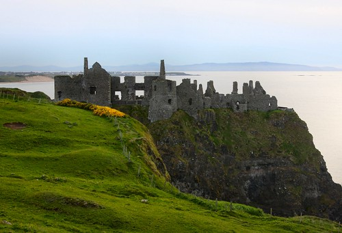 how to get married at dunluce castle
