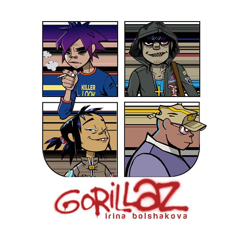 gorillaz logo jordan roberts flickr