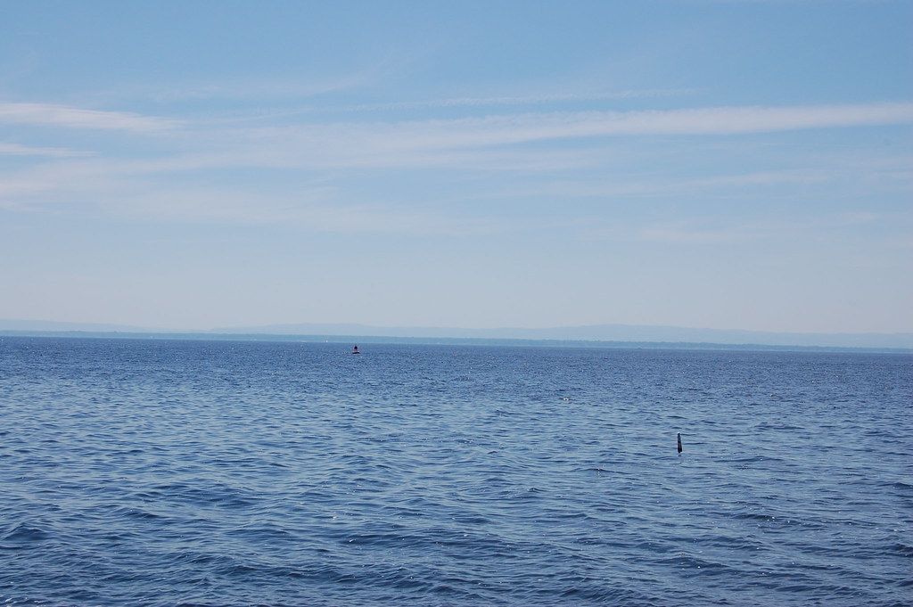 Cleveland dock cleveland ny oneida lake as seen from for Cleveland fishing report