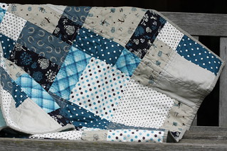 Alice Cot Quilt | by pigeon pair