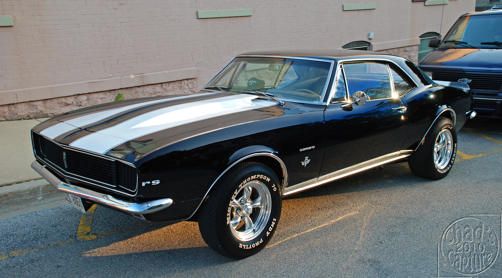 1967 Chevy Camaro Rs Chad Horwedel Flickr