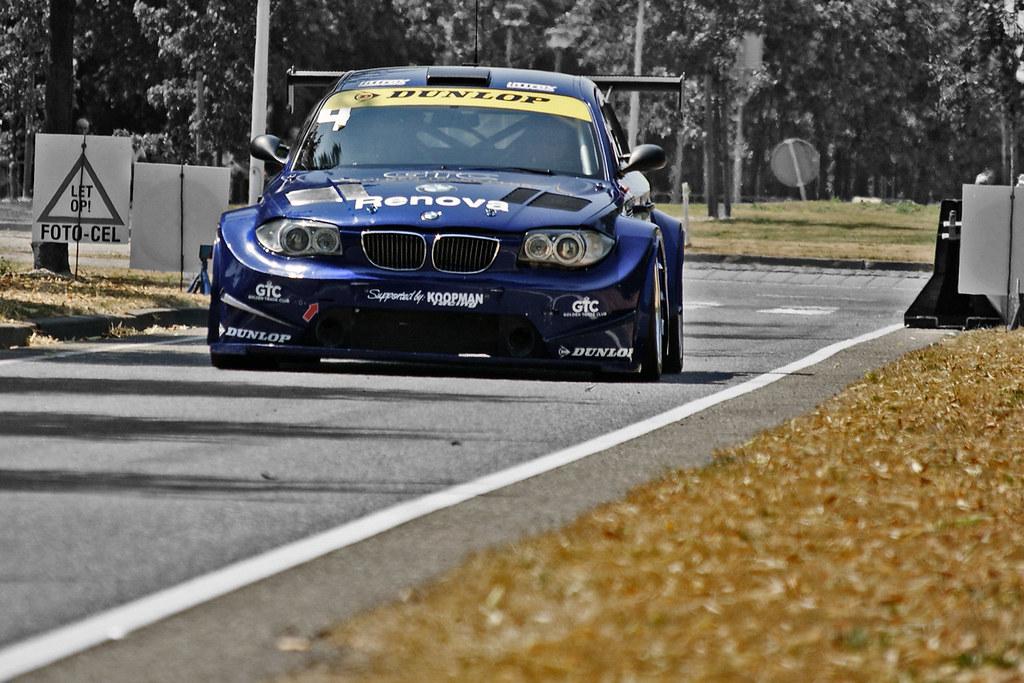Bmw 1 Series Gtr Race Car Patrick Spn Flickr