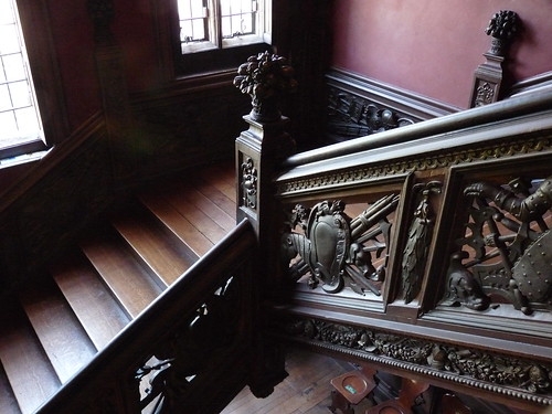 Great Staircase At Ham House The Great Staircase Is Part O Flickr
