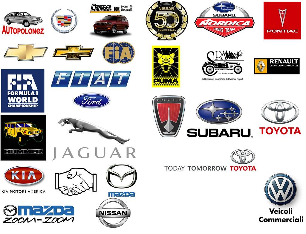 Logos carros los logos de las marcas que te definen y - Marcas de te ...