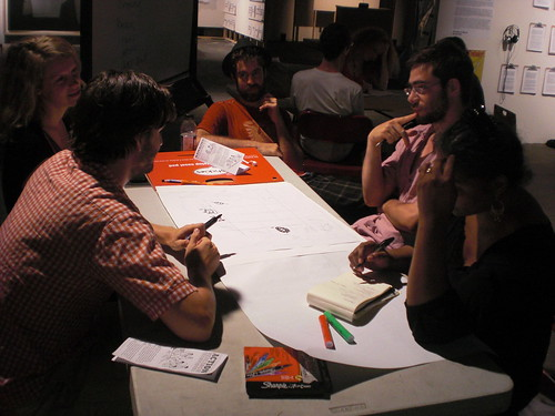 Action Research Workshop with Christopher Robbins, WPA 2010 | by eyebeam