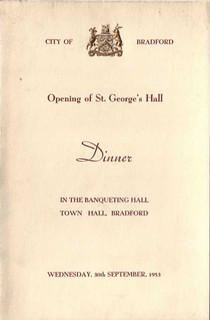 St George's Hall Official (Re-)Opening | by Bradford Timeline
