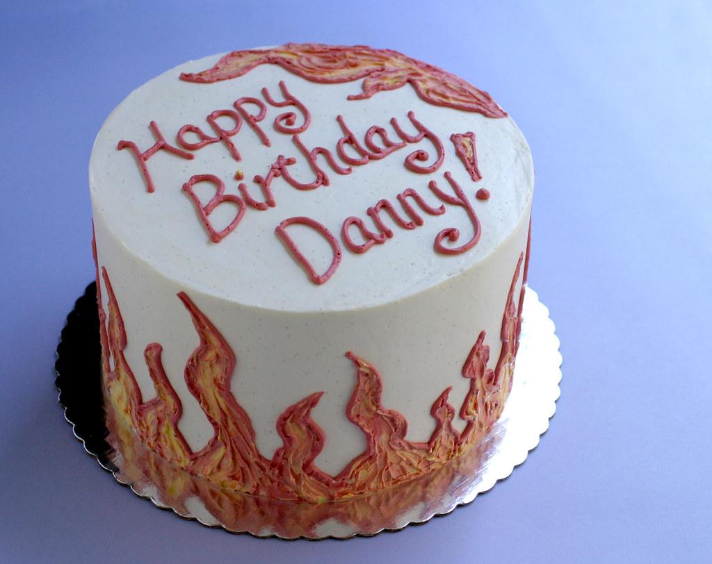 Kevin Harvick Birthday Cake