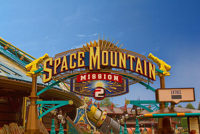 Space Mountain Mission 2 - No Wait! | Flickr - Photo Sharing!