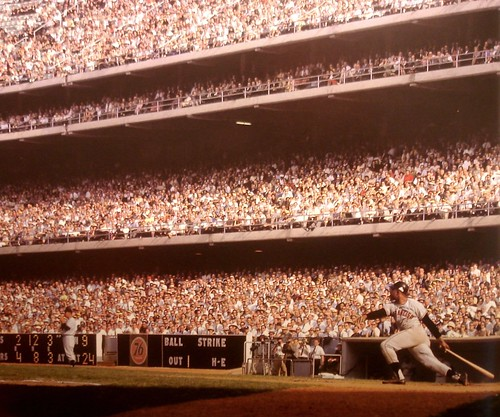 Willie Mays Bats At Dodger Stadium 1962 | by Photoscream