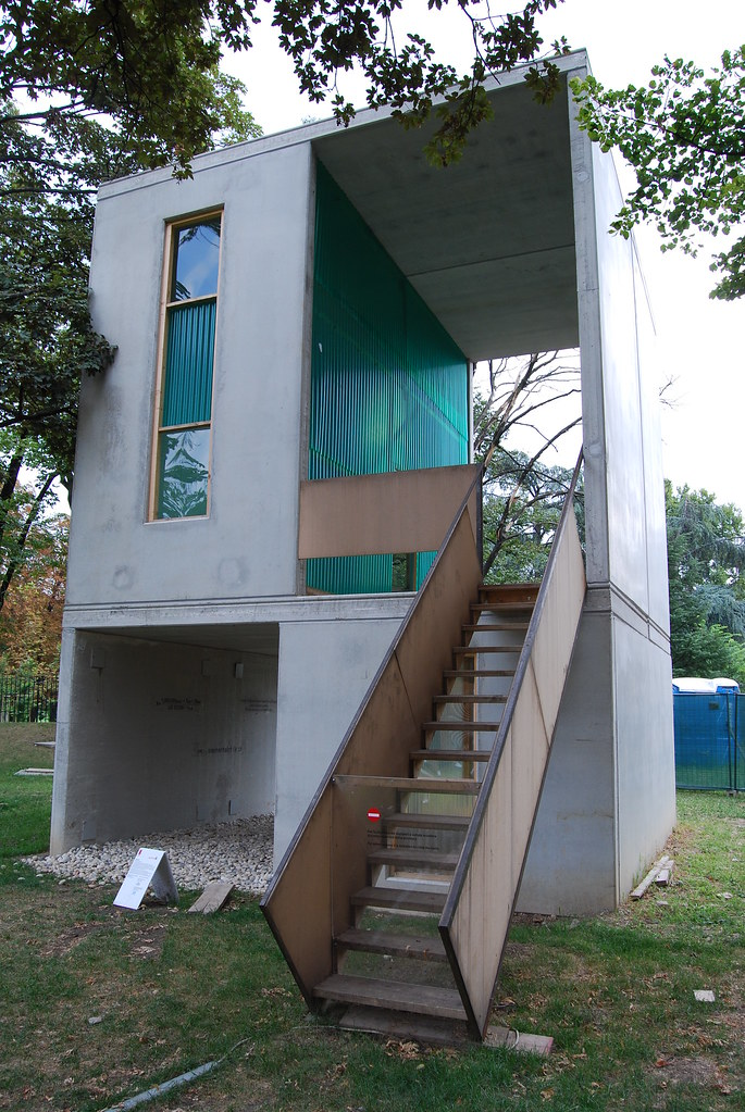 wohnideen des monats architektur aus beton. Black Bedroom Furniture Sets. Home Design Ideas