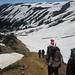 Hiking the Inter- Glacier