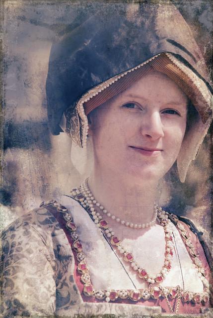 Tudor Queen - Jane SeymourQueen Jane Seymour