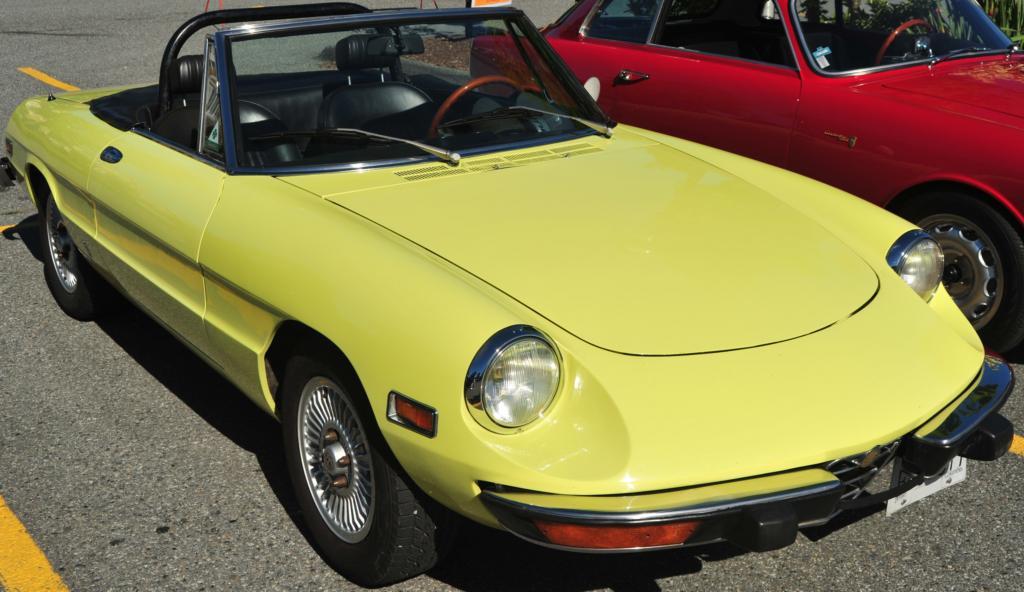 Alfa Romeo Spider Parts and Accessories Automotive