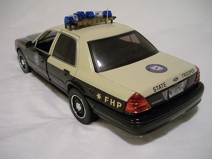 Fhp Crown Vic By Jacks Police Cars