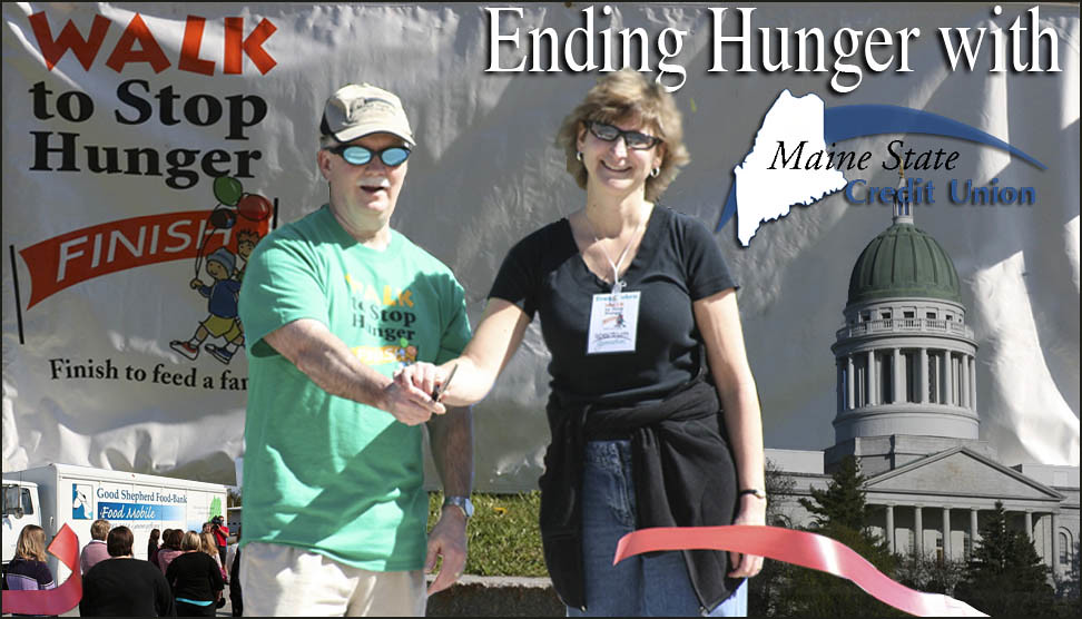 Ending Hunger | Maine State Credit Union | Flickr