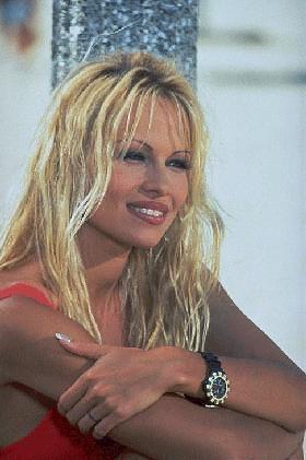 Pamela Anderson, Baywatch, 1995. | Por fin Pamela en ... Pamela Anderson