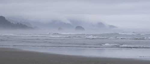 Foggy Beach | by Greg Nuspel