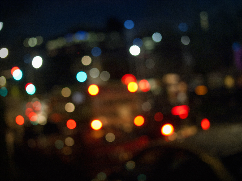 bokeh city lights photo - photo #28