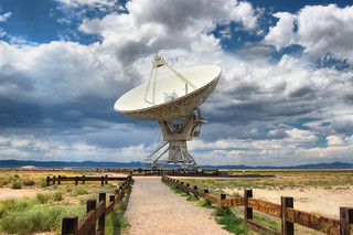 VLA Radio Antenna | by tj.blackwell
