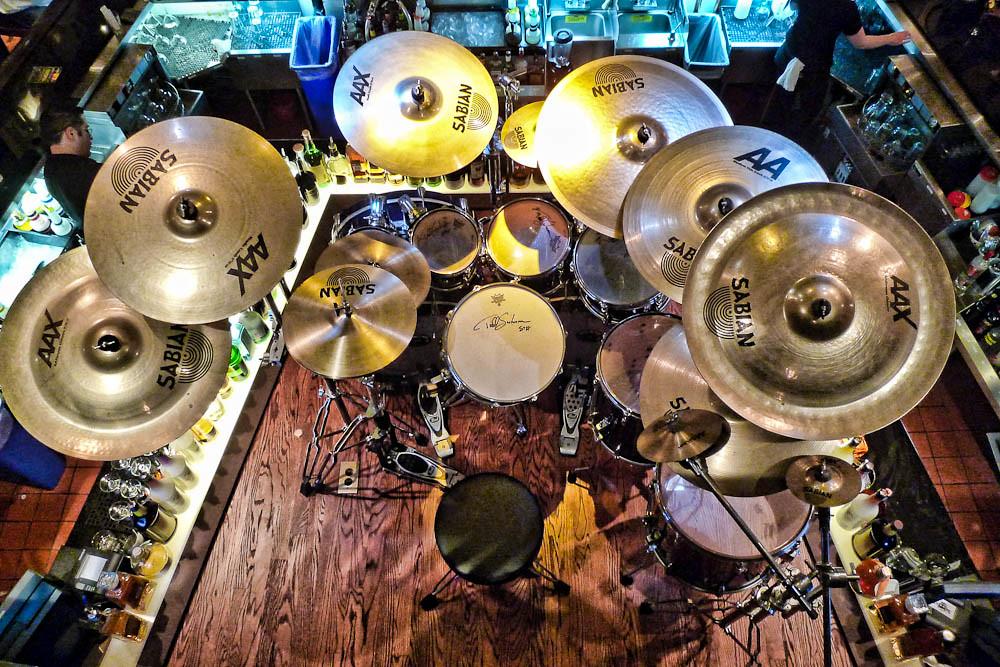 Todd Sucherman's Drums...