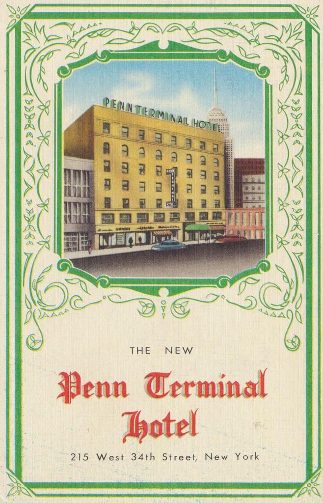 Penn Terminal Hotel - New York, New York